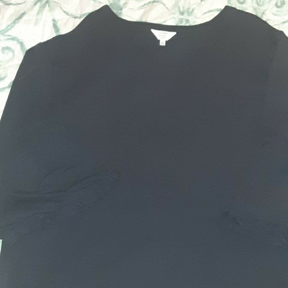 crown & ivy Tops - Womens Navy Tunic